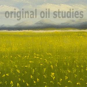 mini oil paintings - 20cm x 15cm - £70 each